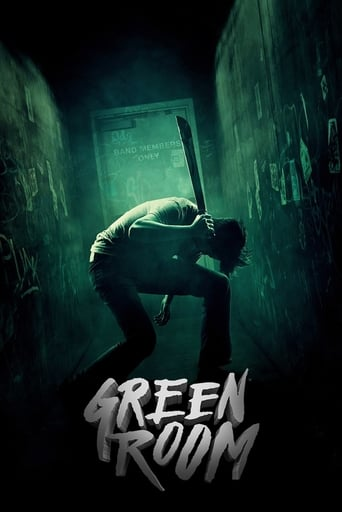 Watch Green Room