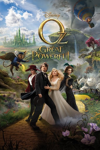 Watch Oz the Great and Powerful