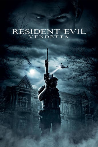 Watch Resident Evil: Vendetta