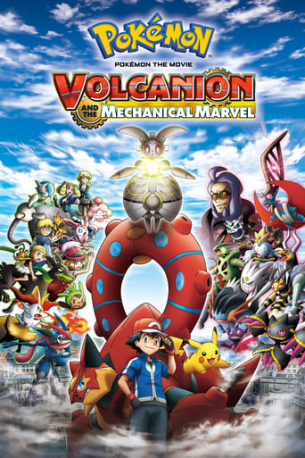 Watch Pokémon the Movie: Volcanion and the Mechanical Marvel