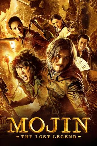 Watch Mojin: The Lost Legend
