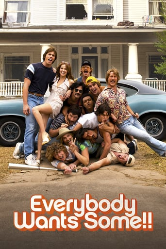 Watch Everybody Wants Some!!