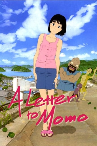 Watch A Letter to Momo