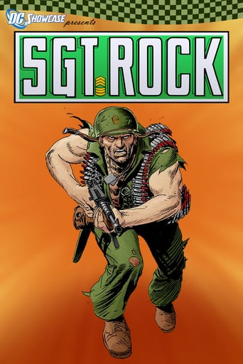 Watch DC Showcase: Sgt. Rock