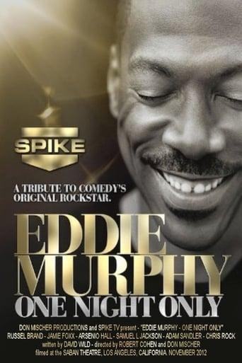 Watch Eddie Murphy: One Night Only