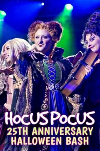 Watch Hocus Pocus 25th Anniversary Halloween Bash