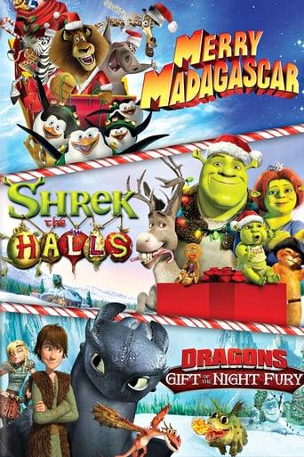 Watch Dreamworks Holiday Classics (Merry Madagascar / Shrek the Halls / Gift of the Night Fury)