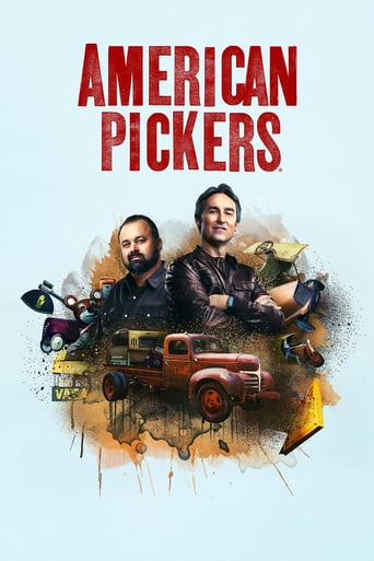 American Pickers – Die Trödelsammler