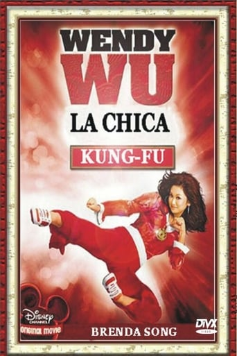 Wendy Wu: La Chica Kung Fu