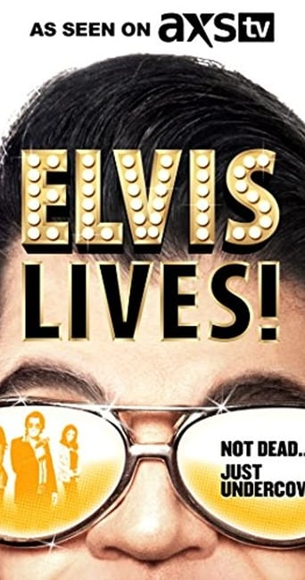 Elvis Lebt! - Nicht Tot, Nur Undercover