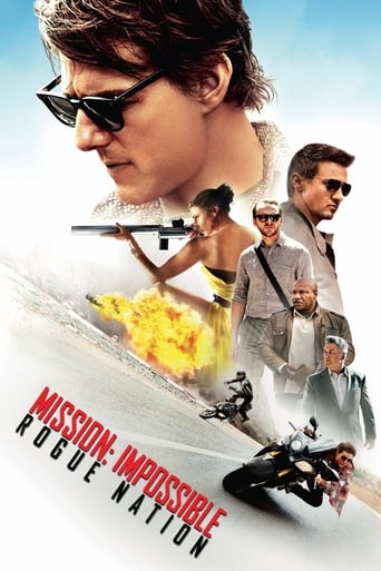 Watch Mission: Impossible - Rogue Nation