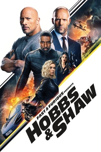 Watch Fast & Furious Presents: Hobbs & Shaw