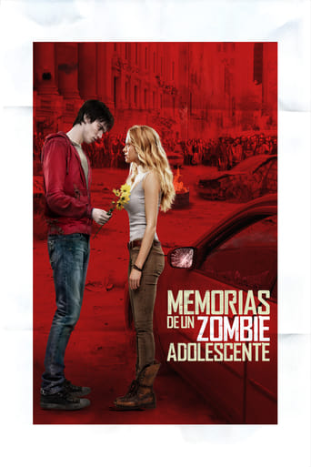 Memorias de un zombie adolescente