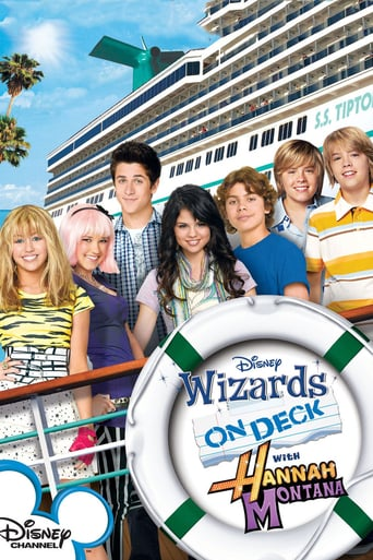 Wizards On Deck with Hannah Montana