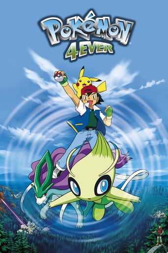 Watch Pokémon 4Ever: Celebi - Voice of the Forest
