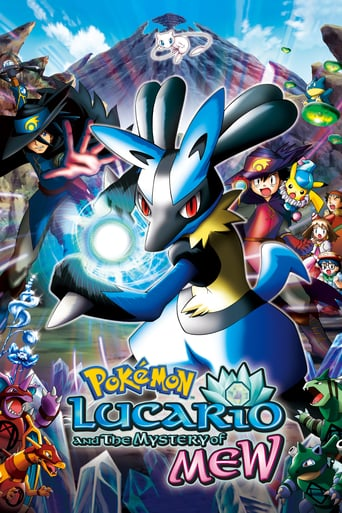 Watch Pokémon: Lucario and the Mystery of Mew