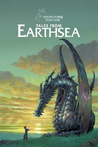 Watch Tales from Earthsea