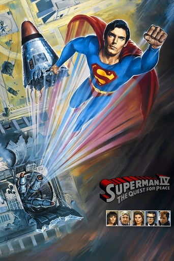 Watch Superman IV: The Quest for Peace