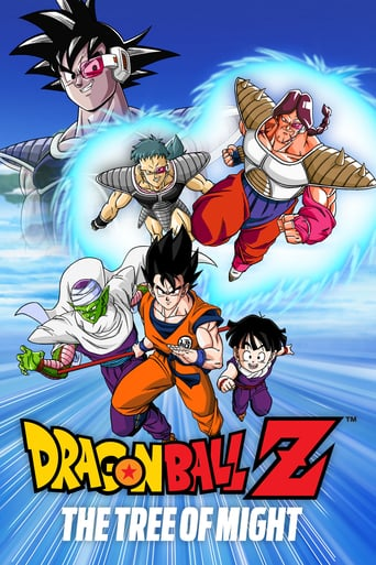 Watch Dragon Ball Z: The Tree of Might