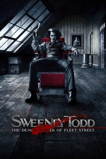 Watch Sweeney Todd: The Demon Barber of Fleet Street