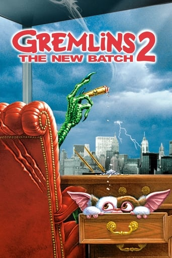 Watch Gremlins 2: The New Batch