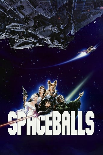 Watch Spaceballs