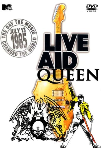 Watch Queen: Live Aid