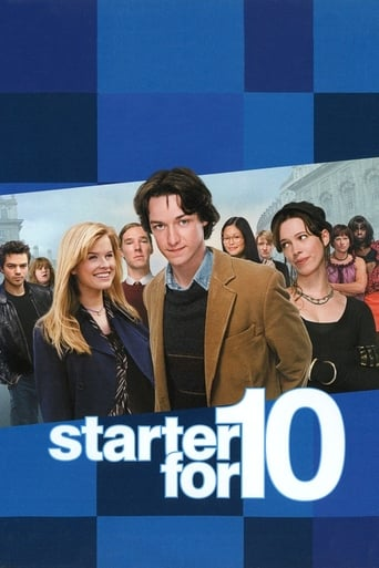 Starter for 10