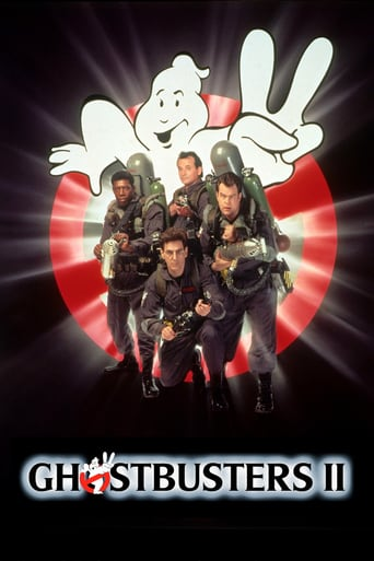 Watch Ghostbusters II