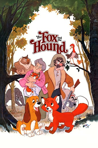 Watch The Fox and the Hound