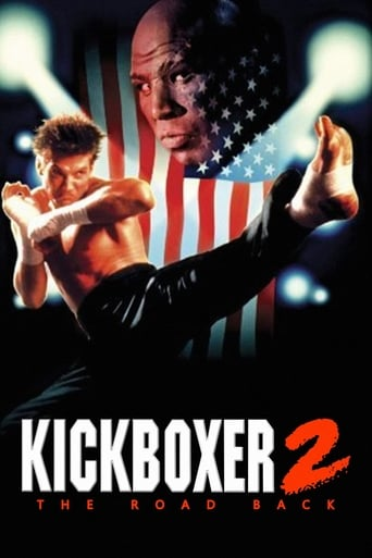Watch Kickboxer 2: The Road Back