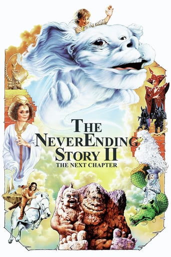 Watch The NeverEnding Story II: The Next Chapter