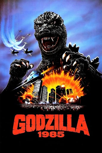 Watch Godzilla 1985