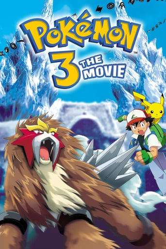 Watch Pokémon 3: The Movie - Spell of the Unown