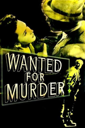 Wanted for Murder