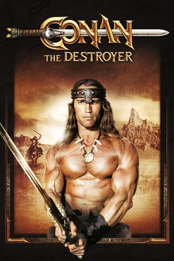 Watch Conan the Destroyer