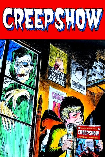 Creepshow - Die unheimlich verrückte Geisterstunde