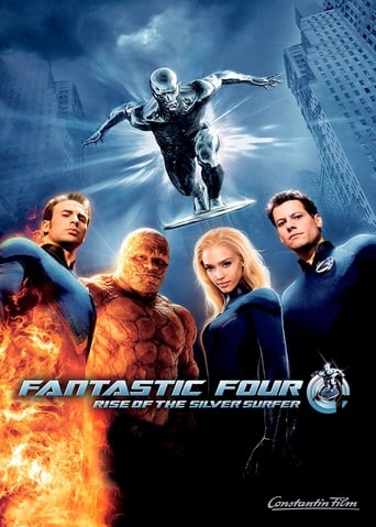 Fantastic Four - Rise of the Silver Surfer