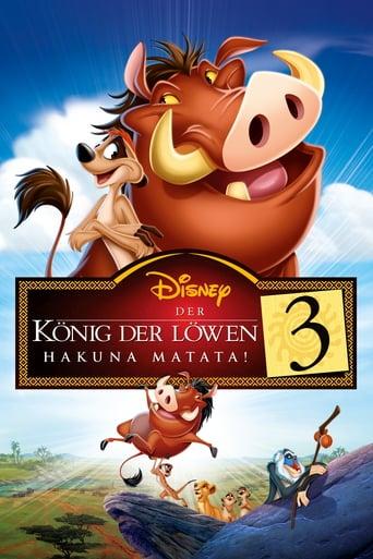 Der König der Löwen 3 - Hakuna Matata