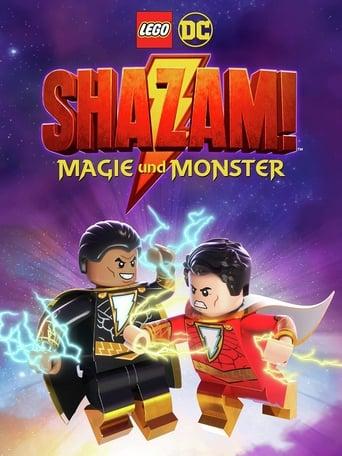 LEGO SHAZAM - Magie und Monster