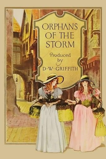 Zwei Waisen im Sturm
