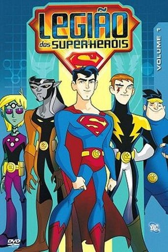La legión de superhéroes