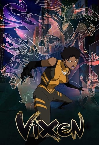 Watch Vixen