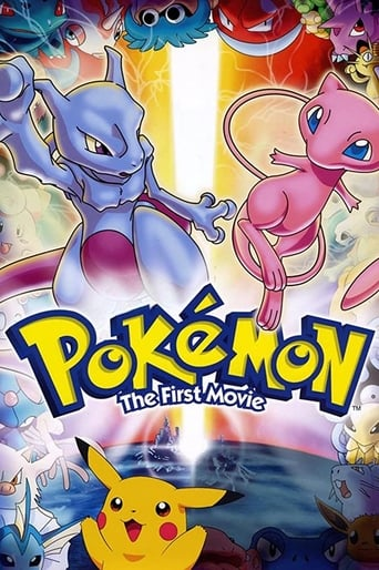 Watch Pokémon: The First Movie - Mewtwo Strikes Back