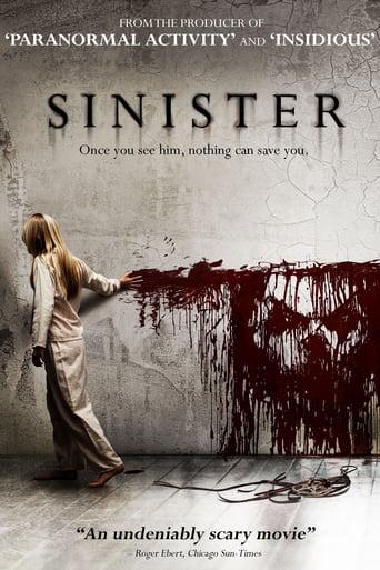 Watch Sinister