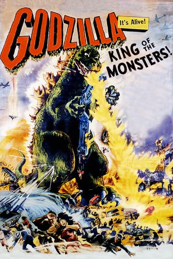 Watch Godzilla, King of the Monsters!