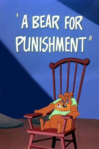 Watch A Bear for Punishment