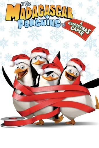 Watch The Madagascar Penguins in a Christmas Caper
