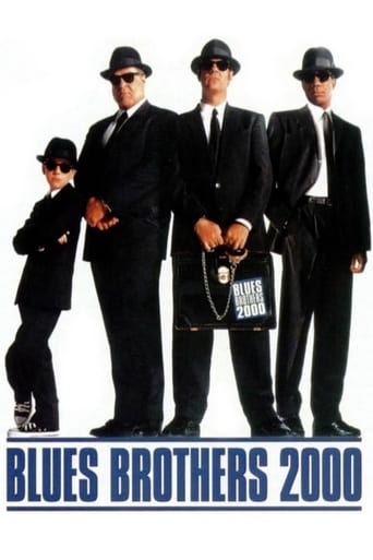 Watch Blues Brothers 2000