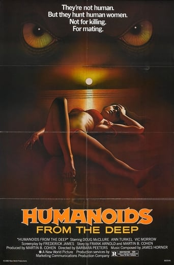 Watch Humanoids from the Deep